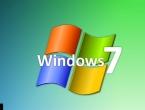 Windows 7 ostaje uvjerljivo najpopularniji Operativni sustav