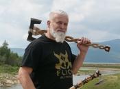 Duvanjski Viking unikatnim sjekirama osvaja svijet