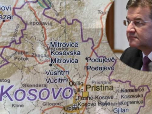Lajčak o karti i crti koja (ne) razdvaja Srbiju i Kosovo: Pogrešno ste protumačili