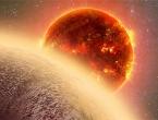 Otkriven užareni planet