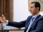 Asad odbacio mogućnost sigurnosne suradnje sa Zapadom