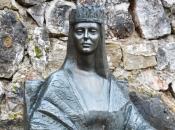 540. obljetnica smrti kraljice Katarine