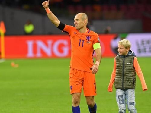 Robben okončao reprezentativnu karijeru