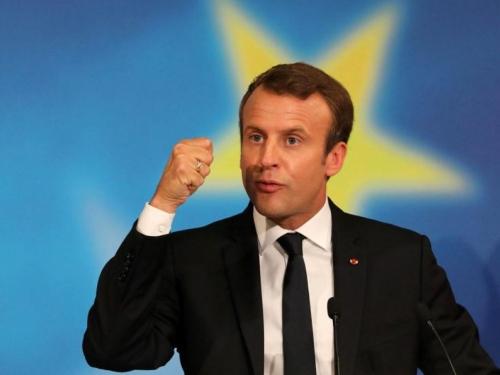 Macron zaprijetio blokadom proširenja EU