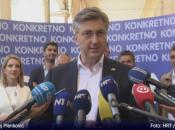 Plenković: Uvođenja obveznog vojnog roka neće biti
