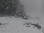 Na Vlašiću jutros osvanuo snijeg, temperature ispod nule