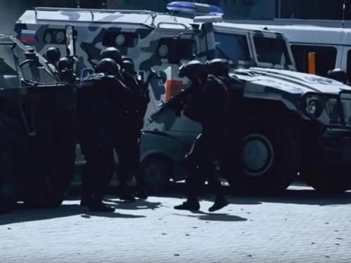 Video: Ruski specijalci u Sibiru ubili dva militanta Islamske države