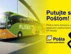 U Hrvatskoj pošti Mostar potražite svoje FlixBus autobusne karte
