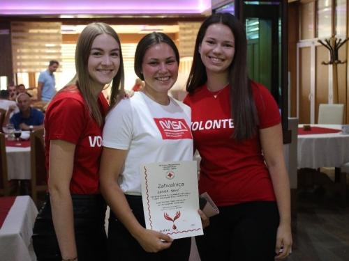 FOTO: Akcija dobrovoljnog darivanja krvi
