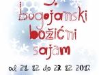 Bugojanski božićni sajam 2017. - Program