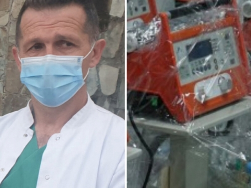 """Dr. Valjan o """"malina respiratorima"""": Nismo ih nikad uključivali, nisu sigurni, završena priča"""