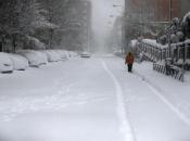 Španjolska: Snijeg i led otežavaju život, obustavljeno i cijepljenje