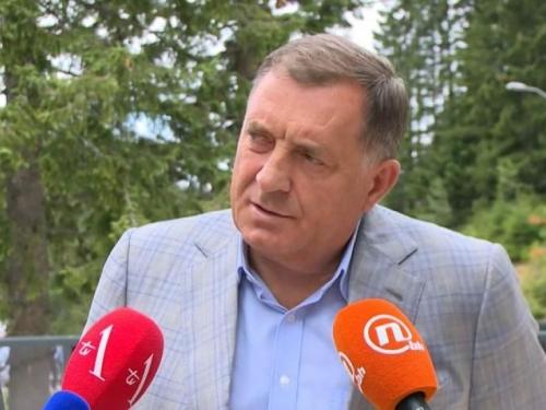 Dodik: ''Hrvati i Bošnjaci će se lako razići''