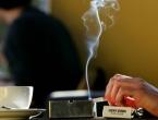 Zabrana pušenja u autu u kojem je dijete, 100 KM kazna ako zapalite u javnoj ustanovi