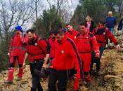 Hodočasniku iz Livna pozlilo na brdu Križevac, spasila ga gorska služba iz Čitluka