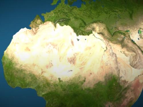 Pogledajte kako će izgledati svijet za 250 milijuna godina