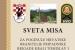 Pidriš: Sveta misa za stradale hrvatske branitelje slavit će se 12. rujna