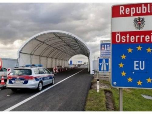 Austrija jača nadzor granica zbog sve više migranata koji pokušavaju ući