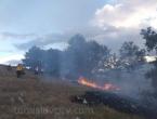 Tomislavgrad: Veliki požar od Roškog Polja prema Gornjem Brišniku