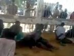 VIDEO Šokantne snimke: Gadafijeve plaćenike zatvorili u životinjske kaveze