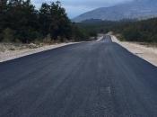 Za 7 kilometara ceste prema Blidinju 1,5 milijuna KM