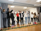 FOTO: Božićna priredba u Rumbocima