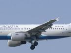 Munja udarila u zrakoplov Croatia Airlinesa prije slijetanja