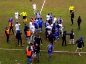 VIDEO| Tučnjava nakon utakmice Slavije i Željezničara