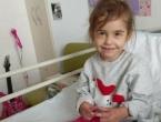 Rita (4) se oporavlja nakon transplantacije srca i njezino je stanje stabilno