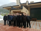 Studenti iz Rima posjetili župu Doljani