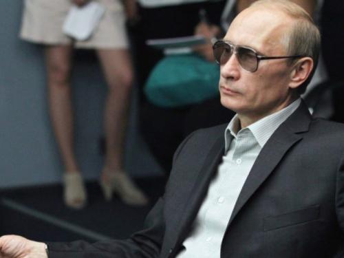 Putinov pobjednički govor: Mislite li da ću sjediti na vlasti do stote?