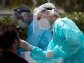 Hrvatska: Ogroman pad aktivnih slučajeva