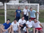 FOTO: Ustirama osvojila turnir na Orašcu