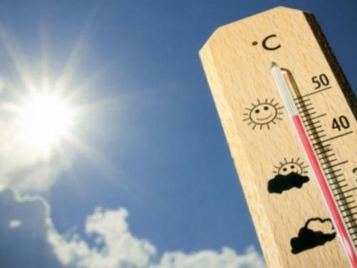 Živa termometra i ovog vikenda ide visoko