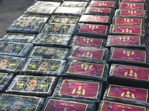 VIDEO: Policija zaplijenila ''Messijev'' kokain vrijedan 85 milijuna eura