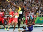 """Bolt ispisao atletsku povijest osvajanjem """"hat tricka"""" u Riju"""