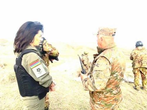 Supruga premijera Armenije odlučila ratovati u Nagorno-Karabahu