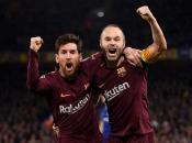 Messi spasio lošu Barcu svojim prvim golom protiv Bluesa