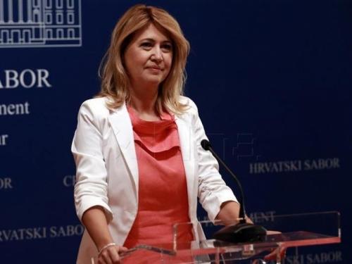Raskol u SDP-u, Milanka Opačić napustila stranku