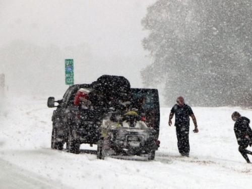 Amerika: Čak 17 žrtava polarne hladnoće