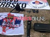 "Česi pokušali podići dron na utakmici s natpisom ""Kosovo je Srbija"""