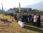 FOTO: Put križa kroz fratarski gaj na Šćitu