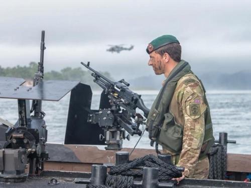 Skoro 50.000 vojnika u vojnoj vježbi NATO-a u Norveškoj