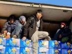 Četiri Marokanca pronađena u šleperu BiH registarskih oznaka