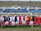 Požeški Ramci i Hercegovci odmejerili snage na veličkom nogometnom stadionu