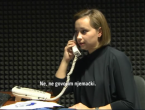 Novinarka zvala općine i pričala na engleskom: 'No spik ingliš - tu tu tu'