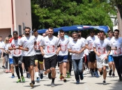 Humanitarna utrka 'Wings for Life World Run' u Mostaru