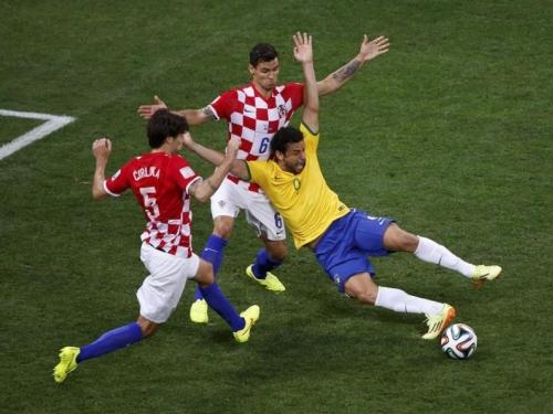 Hrvatska protiv Brazila