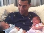 Cristiano Ronaldo pokazao svoje blizance