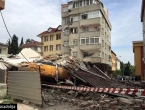 U Istanbulu se urušila zgrada